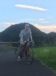 cycling mishima