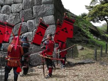 defending odawara castle