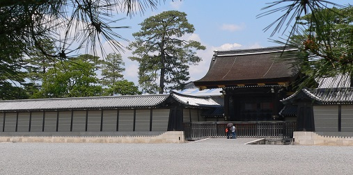 kyoto, imperial palace gardens (5)