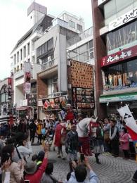 yabusame, takashima masanobu.