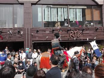yabusame, takashima masanobu