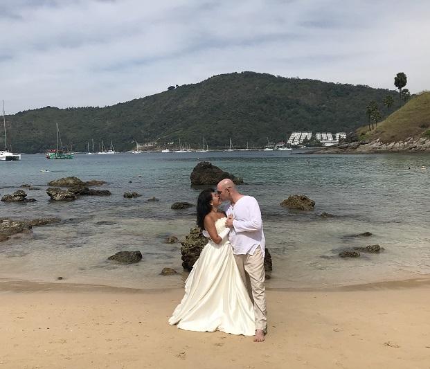 honeymoon, katabeach, Thai (1)