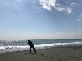 fishing at the beach (2)