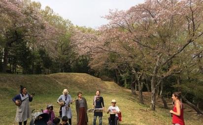 kamizoroi yama, hanami (3)
