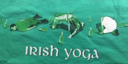 yoga...special - irish yoga