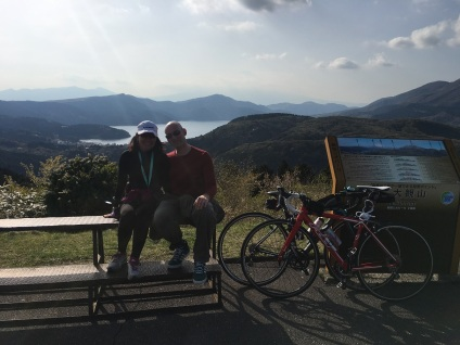 cycling hakone