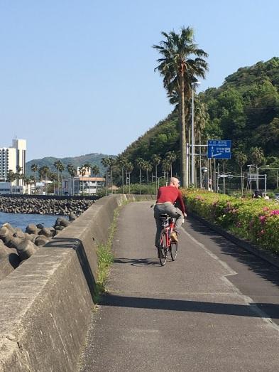 cycling izu