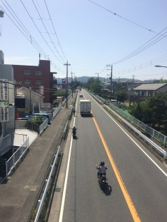 cycling route no.1 oiso