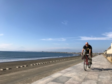 cycling to enoshima (1)