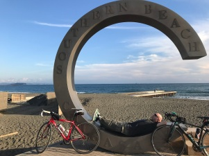 cycling to enoshima (2)