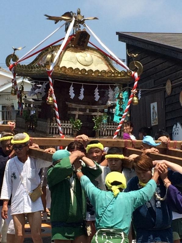 oiso, o'mikoshi diff. shrines (5)
