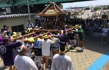 oiso, o'mikoshi diff. shrines (7)