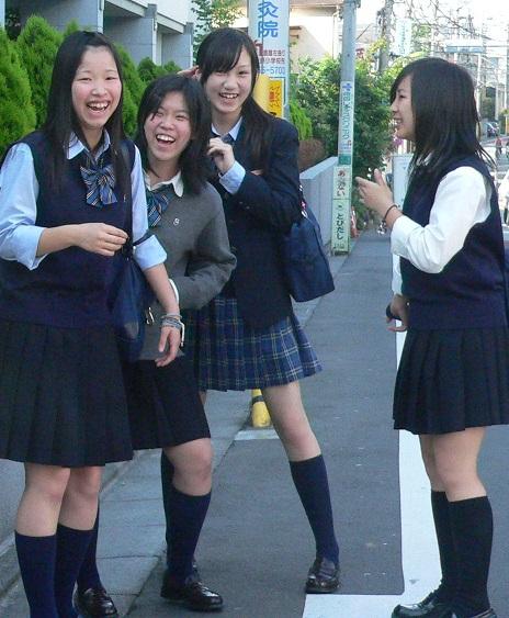 schoolkids tokyo