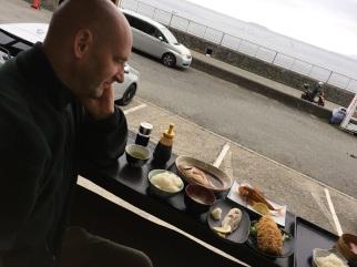 manazuru port restaurant