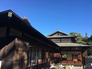 oiso, houses of old prime ministers (1)