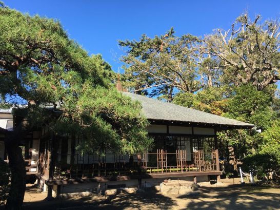 oiso, houses of old prime ministers (2)