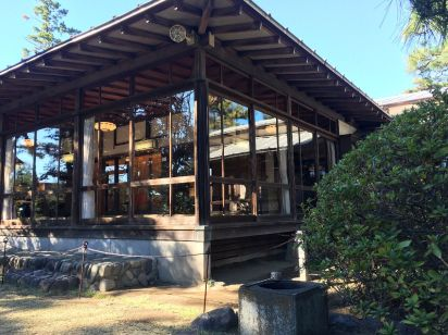 oiso, houses of old prime ministers (3)