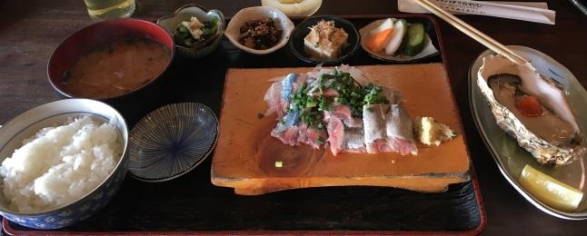 Yuchan Izakaya, lunchtime